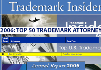 Ellen Stiefler Named in 50 Top Trademark Attorneys Nationally